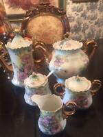 Lefton china Tea/Coffee set