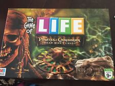 THE GAME OF LIFE PIRATES OF THE CARIBBEAN DEAD MANS CHEST GAME