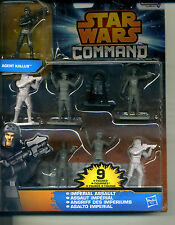 HASBRO STAR WAR WARS COMMAND
