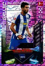 6 cartas incl. 3 Specials hertha bsc berlín Match coronó Action bl 19 20