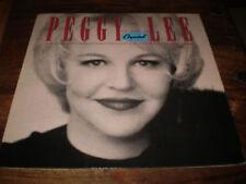 Vinyles Peggy Lee 33 tours