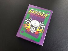 Gretsch Guitar Poker Card Set (55 Cards) - Limited Edition - Mint Condition