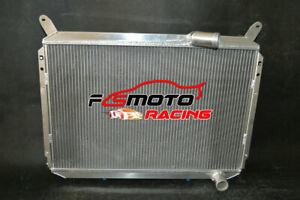 Aluminum Radiator For Nissan 300ZX Fairlady Z Z31 2+2 Turbo VG30 3.0L V6 84-89