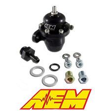 AEM 25-300BK FPR Fuel Pressure Regulator for Civic Integra Del Sol B16A B18C D16