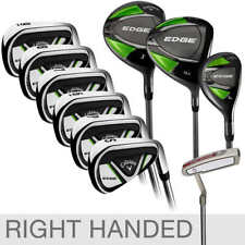 Brand New Callaway Edge 10-piece Golf Club Set 10.5 Regular Right Hand