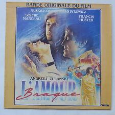 BO Film OST L amour braque STANISLAS SYREWICZ   66239