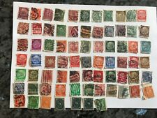 More details for deutsches reich stamps - collection from early 20th century