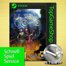 ⭐️ The Book of Unwritten Tales 2 - PC MAC LINUX STEAM Download Key Code MULTI ⭐️