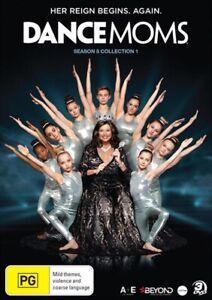 DANCE MOMS Resurrection : Season 8 Collection 1 : NEW DVD