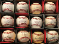 24 Signed 500 HR Baseballs MICKEY MANTLE JSA PSA/DNA MARK MCGWIRE SAMMY SOSA BAS