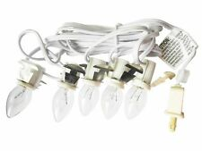 Holiday Time Christmas 5-Bulb Accessory Village Light Cord New Best
