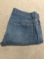 Diesel Industry Mens Denim Blue Jeans Size 40 Button Fly Genuine Made In Italy