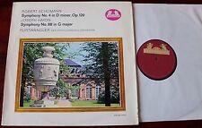 HELIODOR 478146 SCHUMANN SYMPH 4 LP FURTWANGLER EX GERMANY (1962) HAYDN SYMPH 88