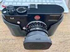 Leica M 24.0MP Digital Camera Black (Body Only) M240 Extras Extras Extras