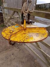 Spreader bar plate manhole covers concrete rings? hiab crane forklift £70+vat