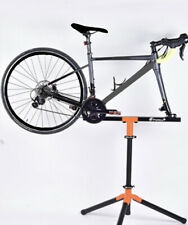 Bike Maintenance Work Stand Fully Adjustable New Stable Design Protects Frame