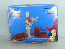 Peter Pan Playset Pirate STARKEY Figurine Disney Heroes FAMOSA Action Figure pvc