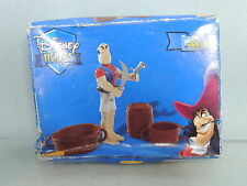 Peter Pan Playset Pirate STARKEY Figurine Disney Heroes FAMOSA Action Figure pvc