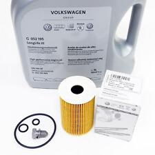VW ÖLFILTER + VW 5W30 LONGLIFE ÖL INSPEKTION ÖLSERVICE SERVICEKIT VAG 03L115562