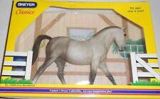 Breyer Horse GREY WARMBLOOD   CLASSIC SIZE BNIB