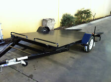 BRAND NEW CAR TRAILER 12X6.6 1.4T ATM TILT DECK 14FT ALSO AVAILABLE