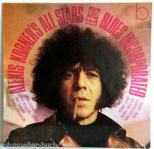 "12"" VINYL Alexis Korner 's All Stars-Blues Incorporated"