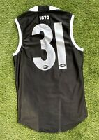 Port Adelaide Power Afl Player Issue Worn Training Guernsey Jumper Jersey GPS