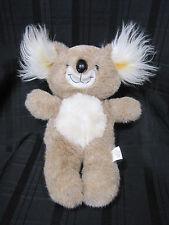 """Heartline Snuggables Koala Bear Plush Vtg 1983 Kenny 14"""" Graphics International"""