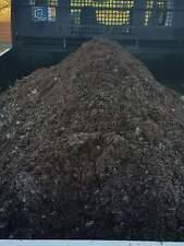 Mushroom Compost * Minimum 2000 Litres * LOOSE LOAD *