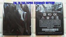 THL BL-06 T6 T6S T6C T6Pro 2250 mAh Batería Original UK/EU STOCK