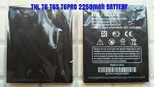 Thl BL-06 T6 T6S T6C T6Pro 2250mAh Originale Batteria UK / Eu Magazzino
