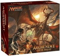 MTG - Magic The Gathering - SEALED - Archenemy Nicol Bolas Box Set - English