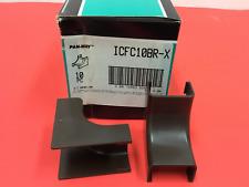 Lot of (10) - Panduit - P/N: Icfc10Br-X - Inside Corner Fitting - New