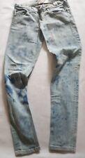 Women's Hollister Stonewashed Skinny Jeans Size 3 Social Stretch W26
