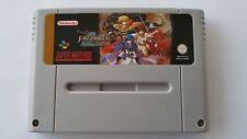 Fire Emblem Genealogy of the Holy War 64Mb! SNES Super Nintendo PAL in english