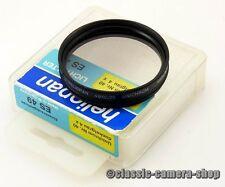 HELIOPAN Filter UNICHROM Nr.40 DUNKELGRAU 4x 49mm M49 Schraubfassung (O2300