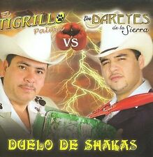 FREE US SHIP. on ANY 2 CDs! NEW CD El Tigrillo Palma & Los Dareyes : Duelo De Sh
