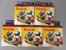 10 KODAK HD POWER FLASH DISPOSABLE SINGLE USE CAMERAS - EXP: 06/16+ LR 6082