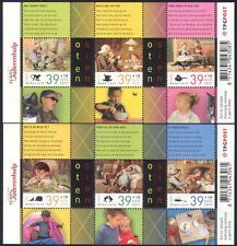Netherlands 2005 Books/Literature/Writers/Artists/Art/Animals 2 x m/s (n35157)
