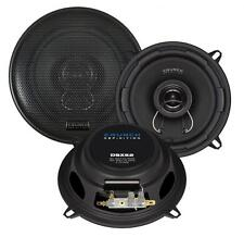 "Crunch DSX52 5.25"" 13cm 2 Way Coaxial Car Speakers 1 Pair inc grilles"