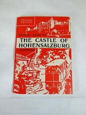 Vintage 1962 Official Guide to the Castle of Hohensalzburg guide book