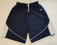 "NEW Champion Men's Reversible Mesh Athletic 10"" Shorts: Gym, Basketball, Large"