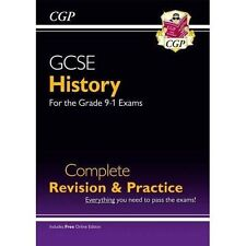 New GCSE History Complete Revision & Practice - For the Grade 9-1 Course...