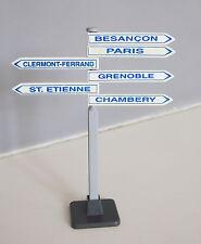 PLAYMOBIL (2705) RUE - Panneaux Indicateurs Tour de France Cycliste 3847