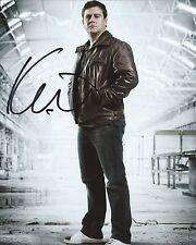Kai Owen autograph - signed Torchwood photo - Hollyoaks - Dr Who