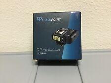 Flashpoint R2 Ttl 2.4G Wireless Receiver (X1R-N) #Fprrr2Rn For Nikon Flashes