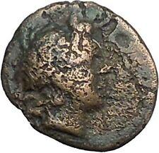 Kaunos in Caria 191BC Ancient Greek Coin Alexander the Great Cornucopia i49009