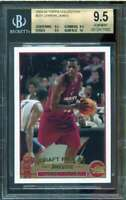 LeBron James Rookie Card 2003-04 Topps Collection #221 BGS 9.5 (9.5 9.5 9.5 10)