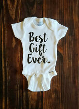 Baby NB Best Gift Ever Onesie - Other Sizes Available