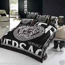 Versace Medusa Bedding  6PC Monogram Doona Queen Size